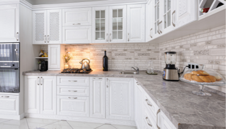 Kitchen remodel using AFFCU HELOC