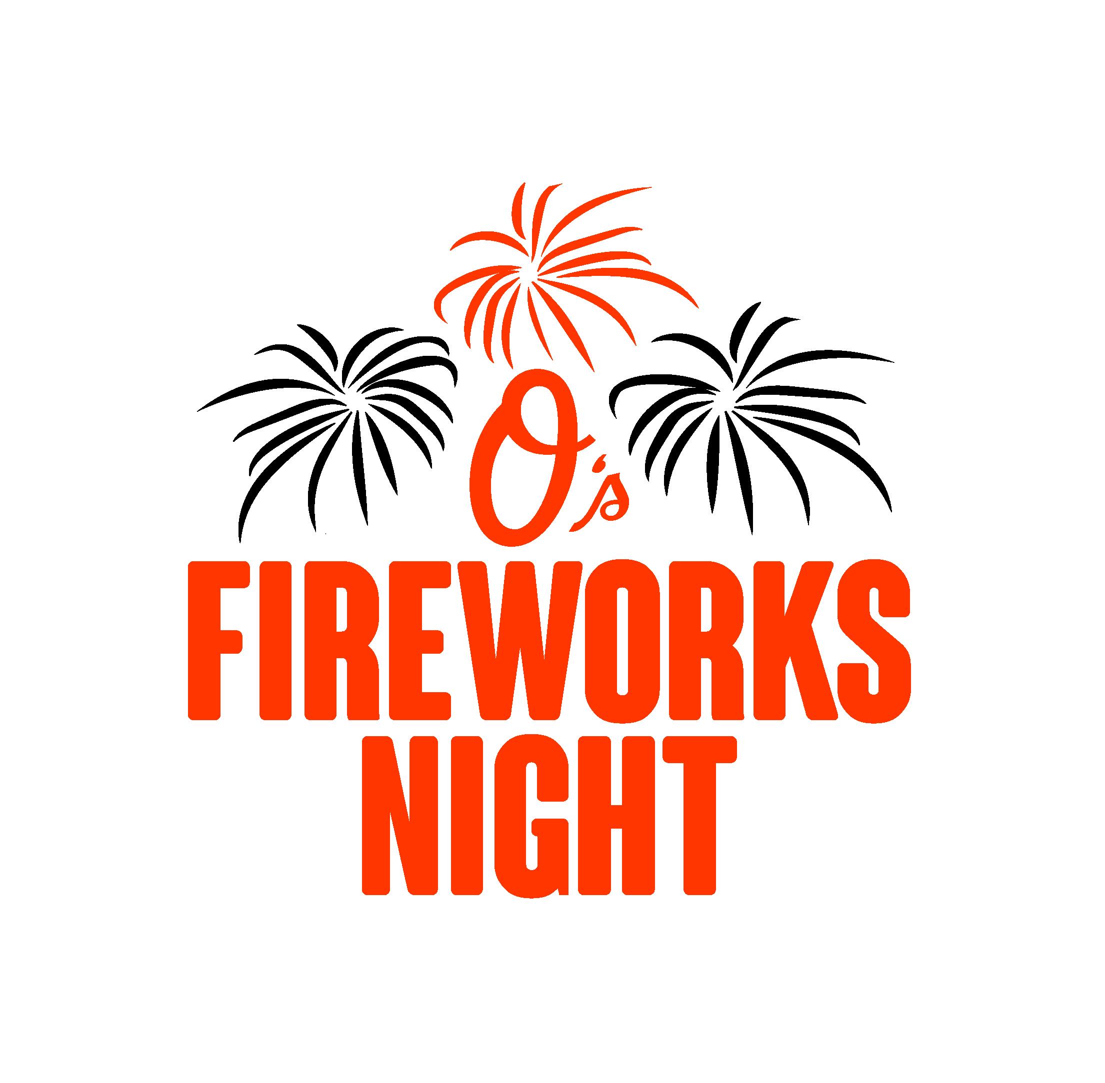 Fireworks Night Logo