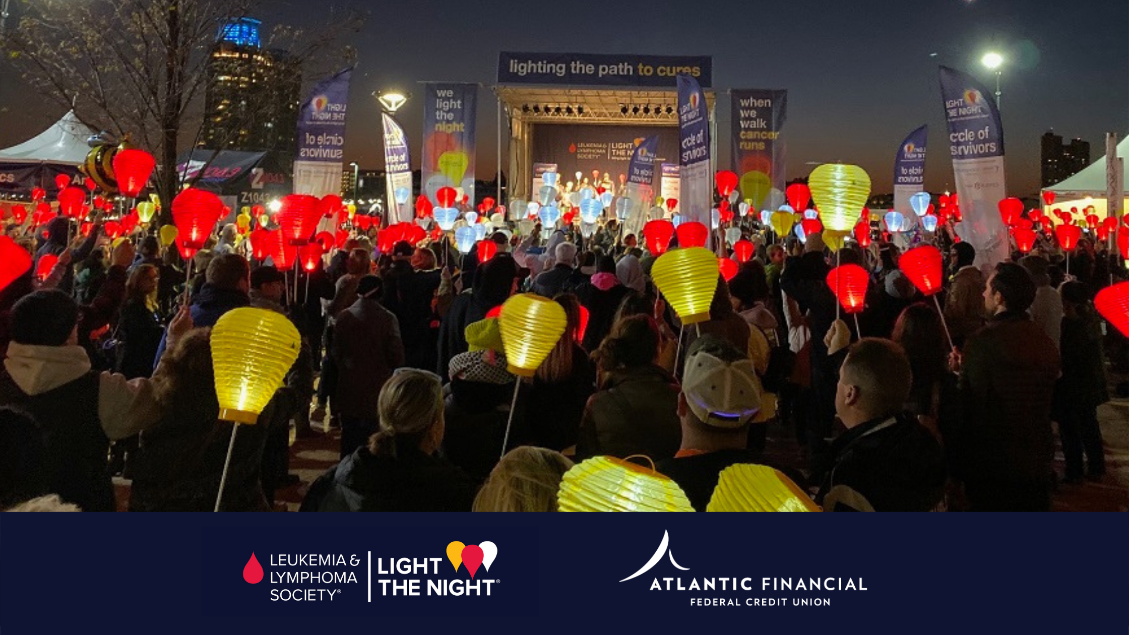 AFFCU Light The Night Fundraising Blog Banner
