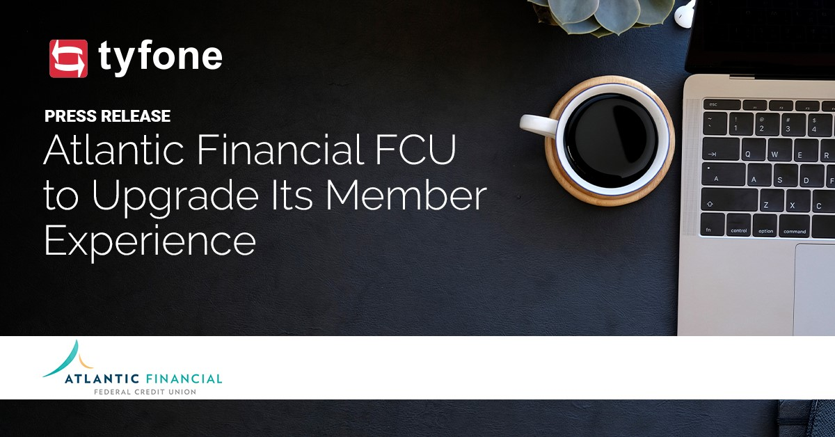 AFFCU and Tyfone Press Release cover image