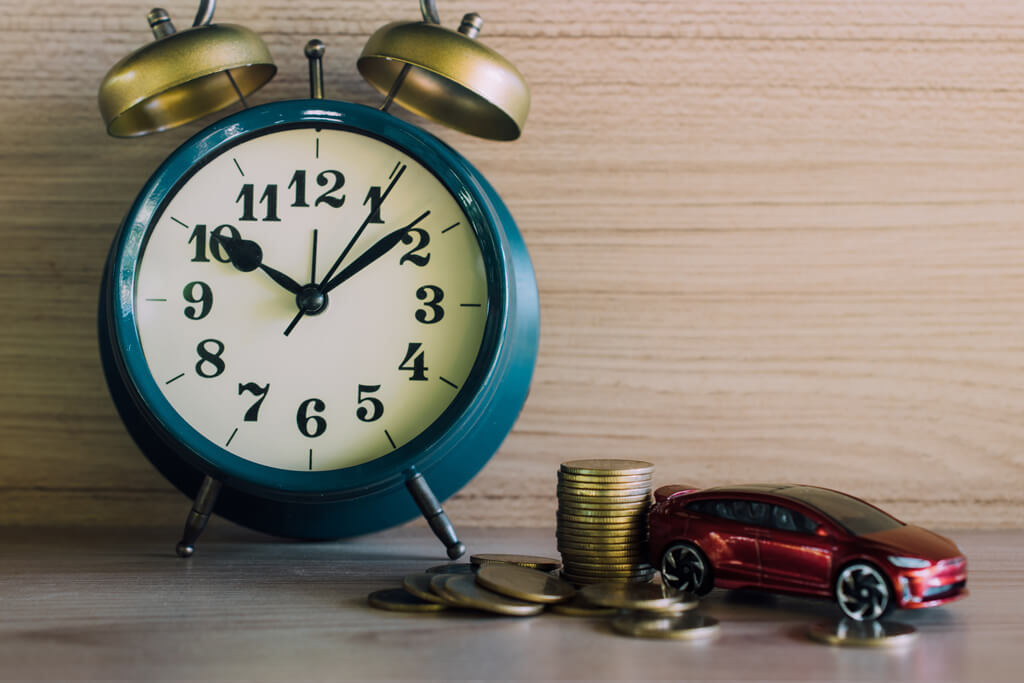 best time to refinance your car